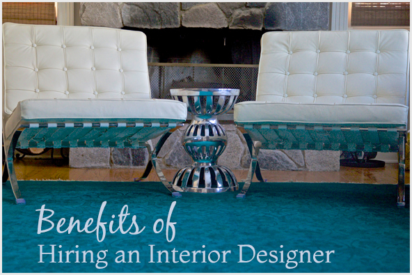 benefits hiring interior designer