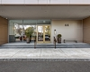 Brass Doors, Clean Store Front, Condo Entrance, Glass Entrance